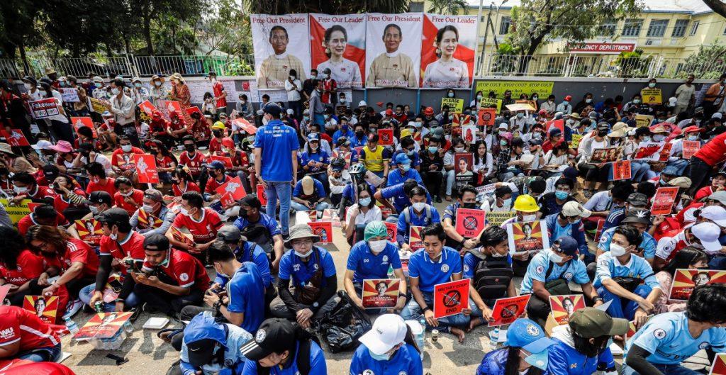 Facebook elimina cuenta del Ejército de Birmania por incitar a la violencia