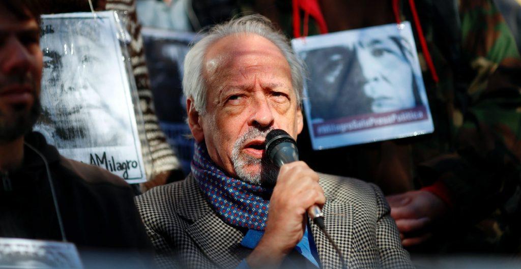 """Horacio Verbitsky, periodista beneficiario de la """"vacunación VIP"""" en Argentina pide perdón"""