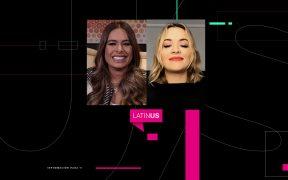 Galilea Montijo entrevista a Rita Ora