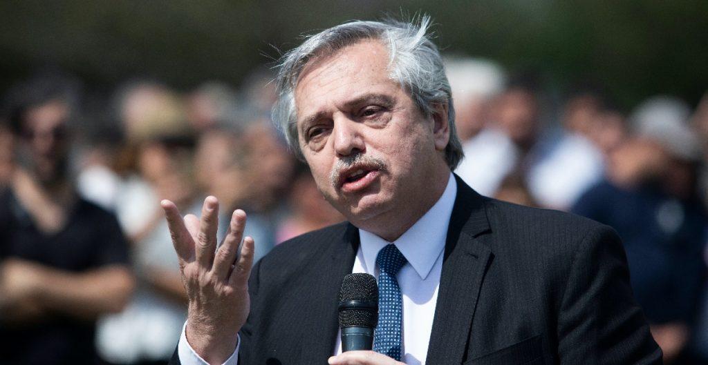 El presidente de Argentina, Alberto Fernández, parte rumbo a México para reunirse con AMLO