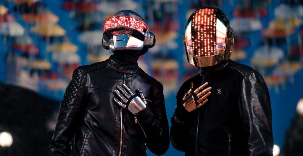 Daft Punk anuncia su separación luego de 28 años de trayectoria