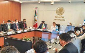 Reunión diputados guatemaltecos