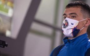 Federico Viñas. Foto: Mexsport