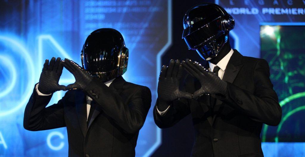 Daft Punk se jubila con una fortuna de 70 millones de dólares