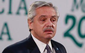 """Alberto Fernández: México y Argentina deben crear """"eje"""" que una el continente"""