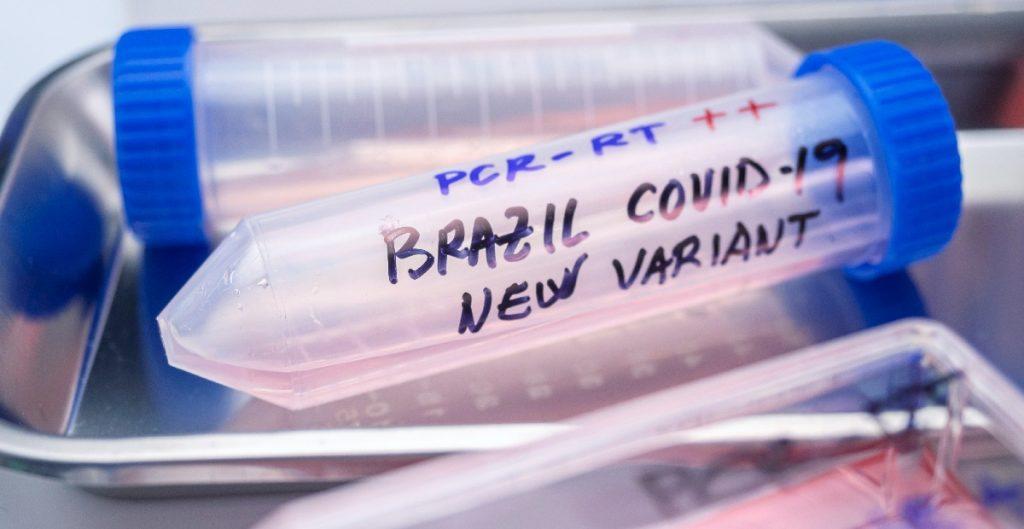 InDRE confirma presencia de variante brasileña de Covid-19 en México en muestras de Jalisco
