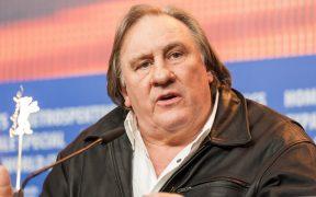 Autoridades francesas retoman acusación contra Gerard Depardieu por violación