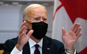Biden tiene primera reunión bilateral con Trudeau; discuten lazos comerciales y pandemia