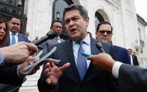 Proyecto de ley en Estados Unidos busca aislar al presidente de Honduras
