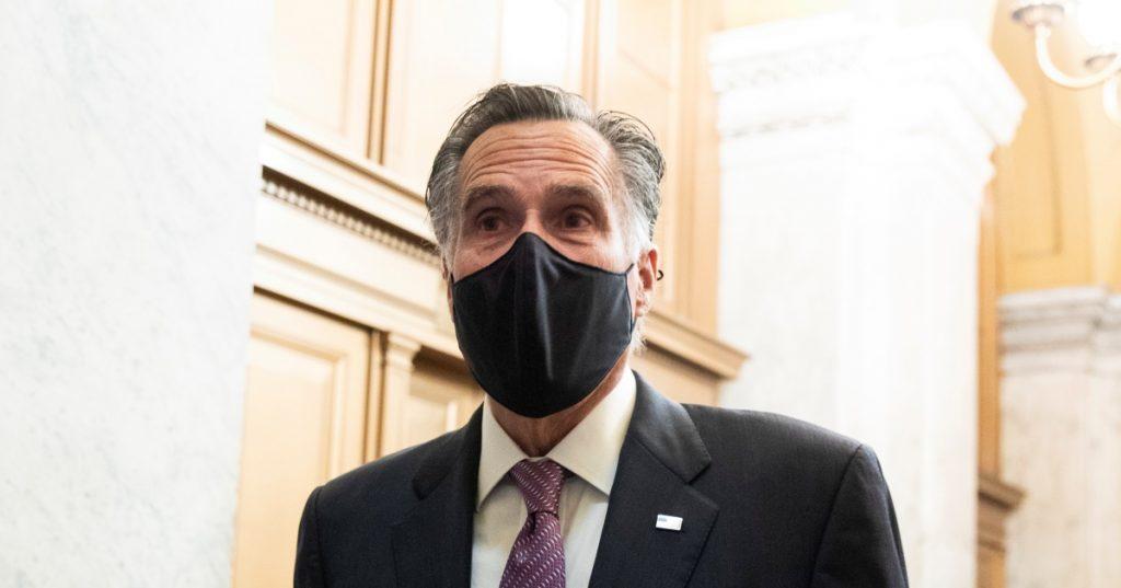 Trump ganaría la candidatura republicana de postularse nuevamente: Romney