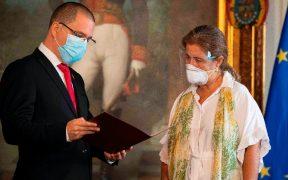 Venezuela declara persona non grata a embajadora de la UE; le da 72 horas para salir del país