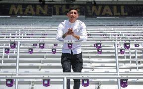 Suárez acababa de fichar por el Orlando City de la MLS. Foto: @johnnny.10