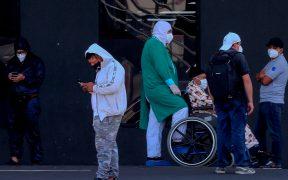 México supera los 2 millones 60 mil contagios de Covid-19