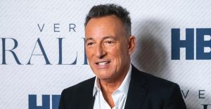 Retiran cargos a Bruce Springsteen por conducir alcoholizado y paga multa de 540 dólares