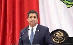 Gobernador García Cabeza de Vaca sigue con fuero: Aguilar Zinser