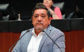 """AMLO desestima llamado a """"romper el pacto"""" con Félix Salgado"""
