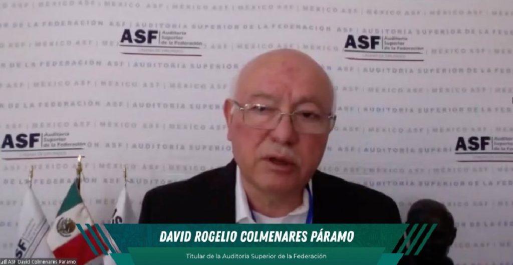 David Colmenares descarta renunciar a la ASF