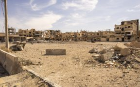 """Bombardeo de EU fue en un área """"deshabitada""""; dejó un muerto: Efe"""