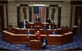 Cámara de representantes aprueba paquete de ayuda por Covid-19 de Biden