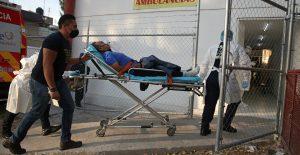 México rebasa los 2 millones 76 mil 882 casos de Covid-19; reporta más de 7 mil contagios en un día