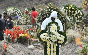 A un año del primer contagio, México llega a 185 mil muertes por Covid-19