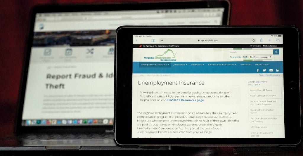 Fraudes ponen en riesgo los programas de apoyos por desempleo relacionados a la pandemia