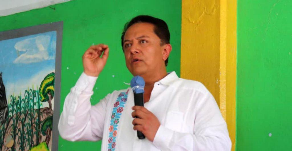 Amílcar Sandoval se retira como aspirante de Morena a la gubernatura de Guerrero; Félix Salgado le agradece el gesto