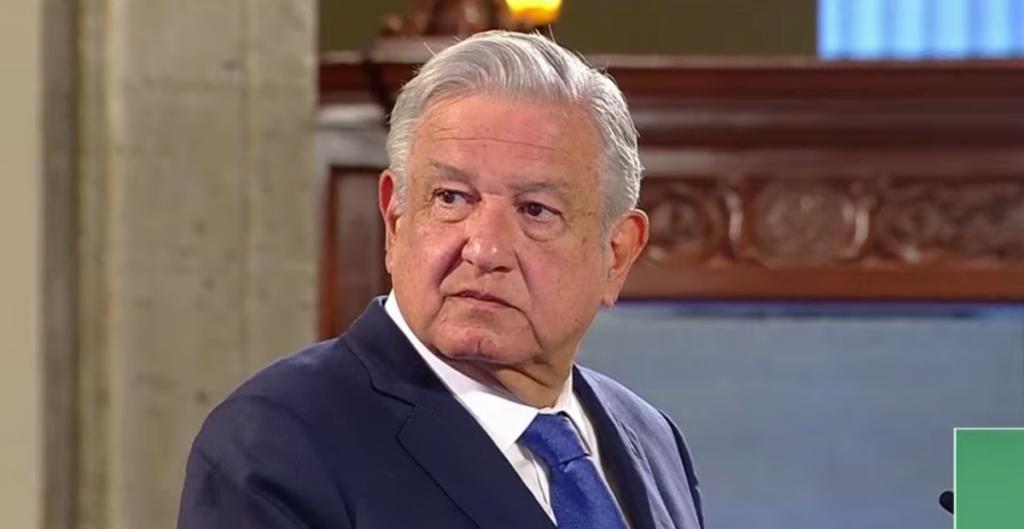 """AMLO rechaza que Biden solicite a México echar atrás la reforma eléctrica; """"es respetuoso de nuestra soberanía"""", dice"""