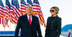 Donald Trump y su esposa recibieron la vacuna contra el coronavirus antes de dejar la Casa Blanca: NYT