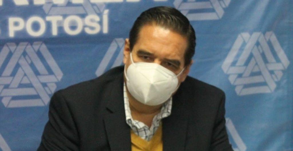 Investigan atentado contra presidente de Coparmex de SLP