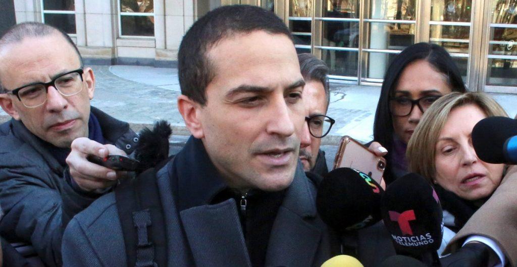 EU entrega más pruebas contra Genaro Garcia Luna a su abogado