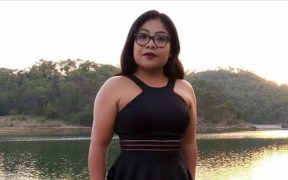 Edith Aparicio, hermana de la actriz Yalitza, buscará diputación federal por Oaxaca