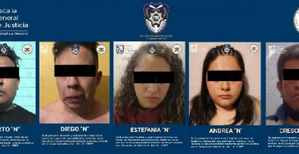 """Vinculan a proceso a """"La China"""", hija de """"El Ojos"""", exlíder del Cártel de Tláhuac"""