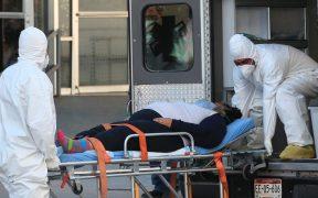 México registra más de mil muertes por Covid-19 en un día; acumula 187 mil decesos