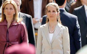 Españoles indignados por vacunación de las hermanas del Rey Felipe