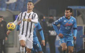 Cristiano Ronaldo y Chucky Lozano volverán a enfrentarse. Foto: AP