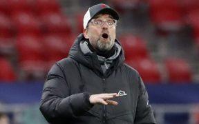 Jürgen Klopp, técnico del Liverpool. Foto: Reuters
