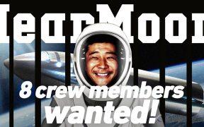 Un millonario japonés busca a ocho personas que lo acompañen a la Luna
