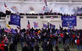 Cámara de Representantes cancela sesión del jueves ante amenaza de ataque al Capitolio