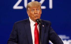 Trump buscará la presidencia sin Pence; piensa postularse junto con un afroamericano o una mujer