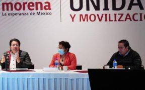 Aspirantes a candidatura de Morena en Guerrero exigen transparencia