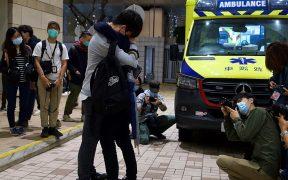 Liberan a 15 de los 47 activistas de Hong Kong acusados de subversión