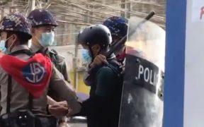 Videos revelan alcance de la represión en Birmania que ha dejado más de 50 muertos