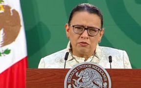 """Se le trató """"como a cualquier ciudadano"""": Icela Rodríguez sobre reunión con Florian Tudor"""