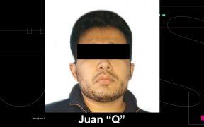 Capturan en Edomex a sobrino de Caro Quintero tras vincularlo a un homicidio en CDMX