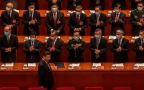 China reformará la legislación electoral de Hong Kong para reforzar su control