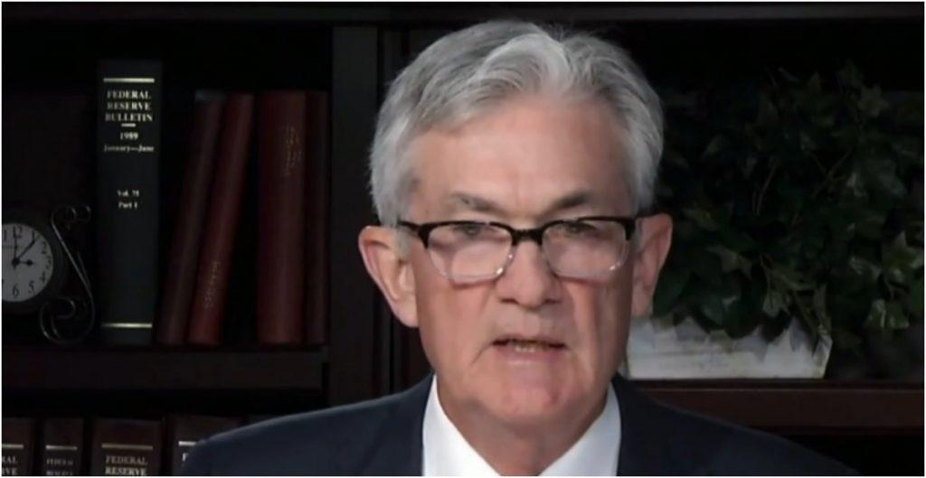 Reapertura económica en EU podía aumentar los precios, advierte Jerome Powell, presidente de la Fed