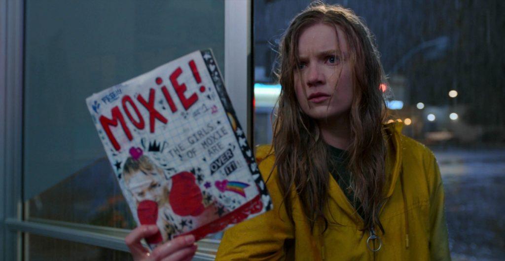 Moxie, la película adolescente de Netflix contra el sexismo