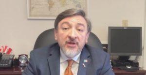 Cancillería cesa a cónsul de México en Canadá