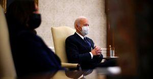 Biden canceló segundo ataque aéreo en Siria minutos antes del bombardeo: WSJ